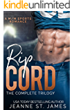 Rip Cord: The Complete Trilogy: A M/M Sports Romance
