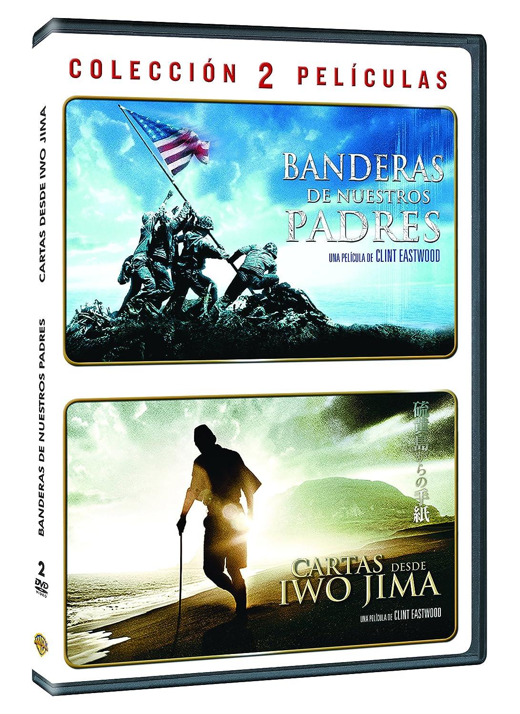 Pack Clint Eastwood: Banderas De Nuestros Padres + Cartas ...