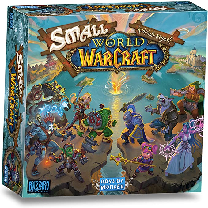 World of Warcraft Board Game