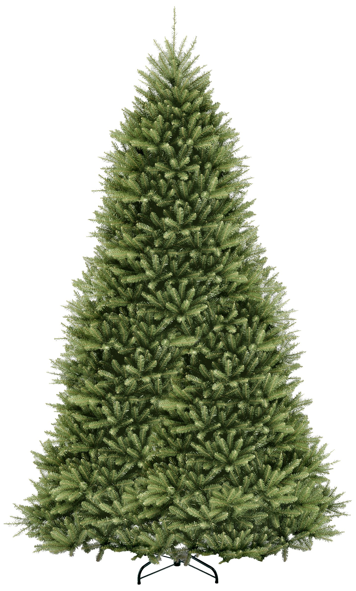 National Tree 12 Foot Dunhill Fir Tree, Hinged (DUH-120) by National Tree Company (Image #1)