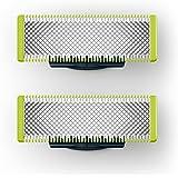 Philips QP220/50 - Cuchilla de recambio para Philips OneBlade, 2 cuchillas: Amazon.es: Salud y cuidado personal