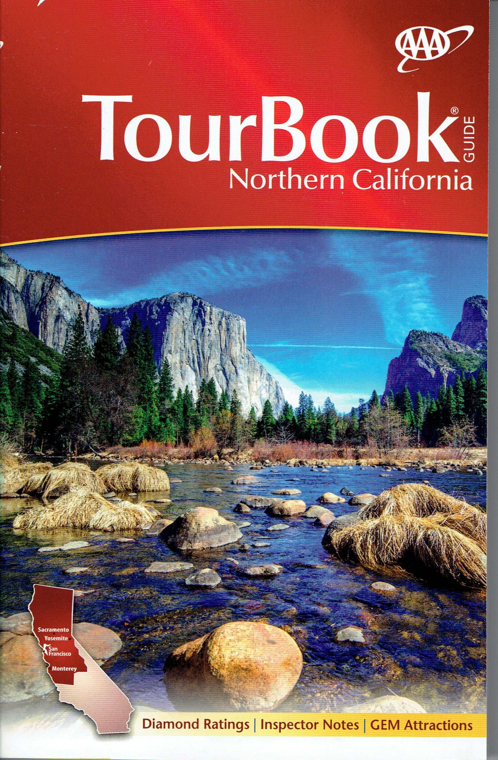 Download Northern California Tour Book Guide 2017 - AAA Look up any town/city to find/compare nearly all hotels, restaurants, attractions with ratings, inspector notes, recommendations. 478 page TourBook ebook