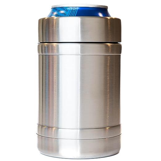 Amazon.com: Enfriador de latas de 12oz, aislante para ...