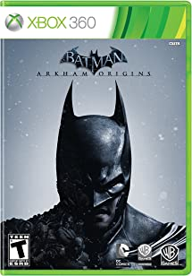 Batman: Arkham Origins - Xbox 360: Whv Games: Video     - Amazon com