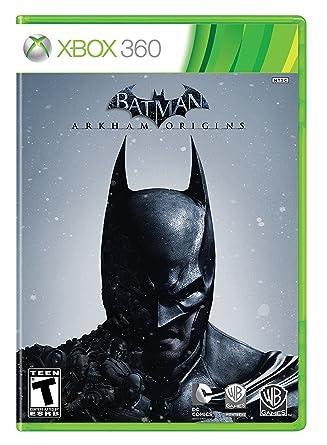 Amazon batman arkham origins xbox 360 wb games video games batman arkham origins xbox 360 voltagebd Image collections