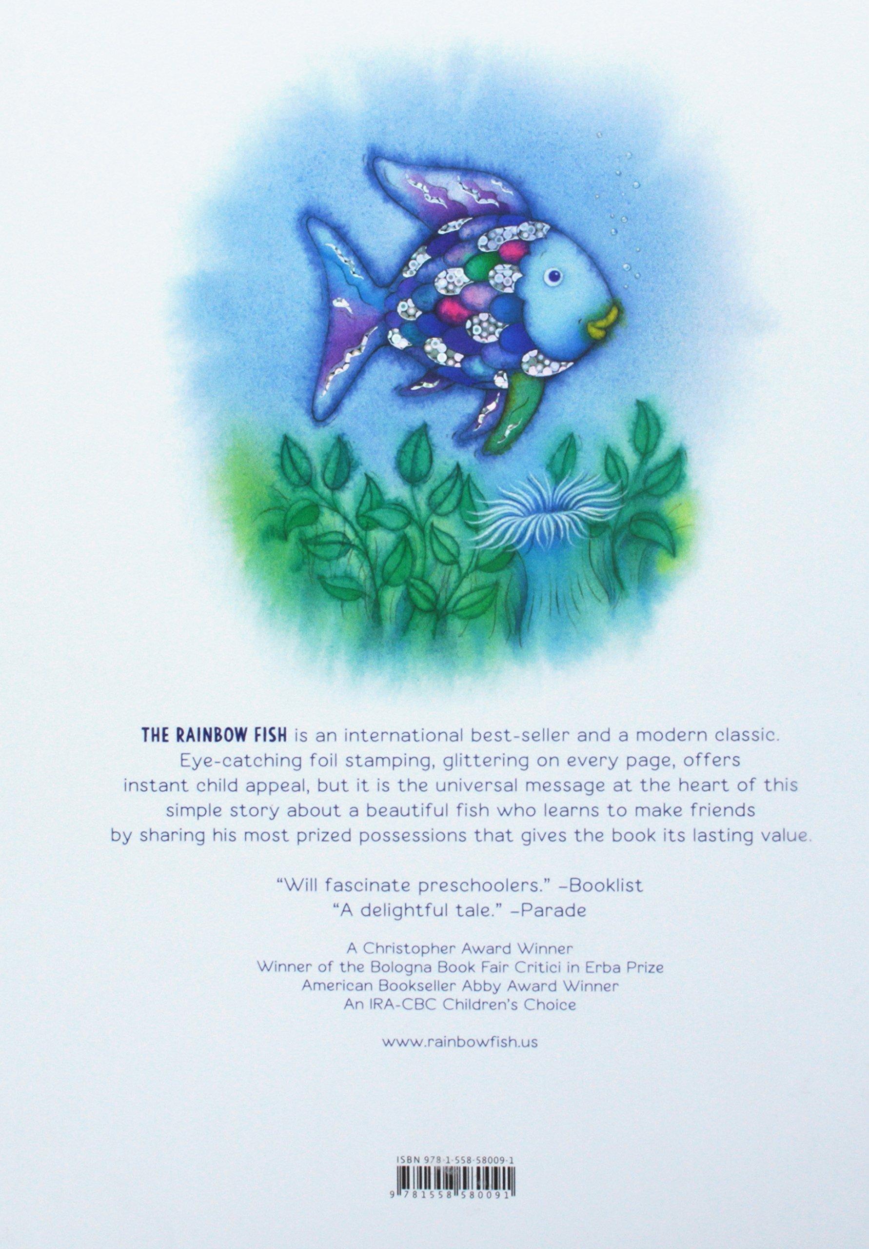 The Rainbow Fish Hardcover – Jan 27 1999 Marcus Pfister J Alison James NorthSouth Books 1558580093