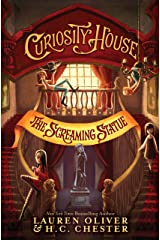 Curiosity House: The Screaming Statue (Book Two) (Curiosity House 2) Kindle Edition