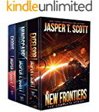 New Frontiers: The Complete Series (Books 1-3)