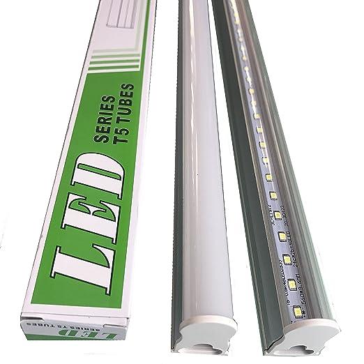 Amazon.com: CIDASXL T5 Tubo de luz LED unido con una sola ...