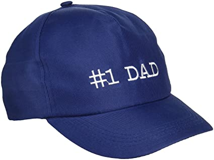 Amazon.com   1 Dad Baseball Cap  Toys   Games 9075ea67d8e9