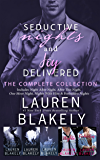 Seductive Nights and Joy Delivered: The Complete Collection