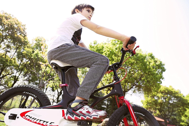 Royal Baby Space Shuttle Bicicleta, Unisex niños, Negro, 16 Pulgadas: Amazon.es: Deportes y aire libre