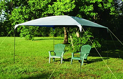 Texsport Silver Dining Canopy (Silver  10-Feet X 10-Feet X 84 : canopy dining - memphite.com