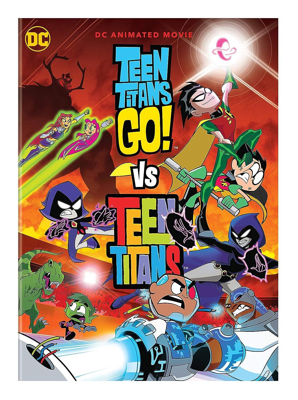 Teen Titans Go Vs Teen Titans Edizione: Stati Uniti Italia ...