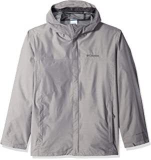 Columbia Mens Diablo Creek Rain Shell at Amazon Mens ...