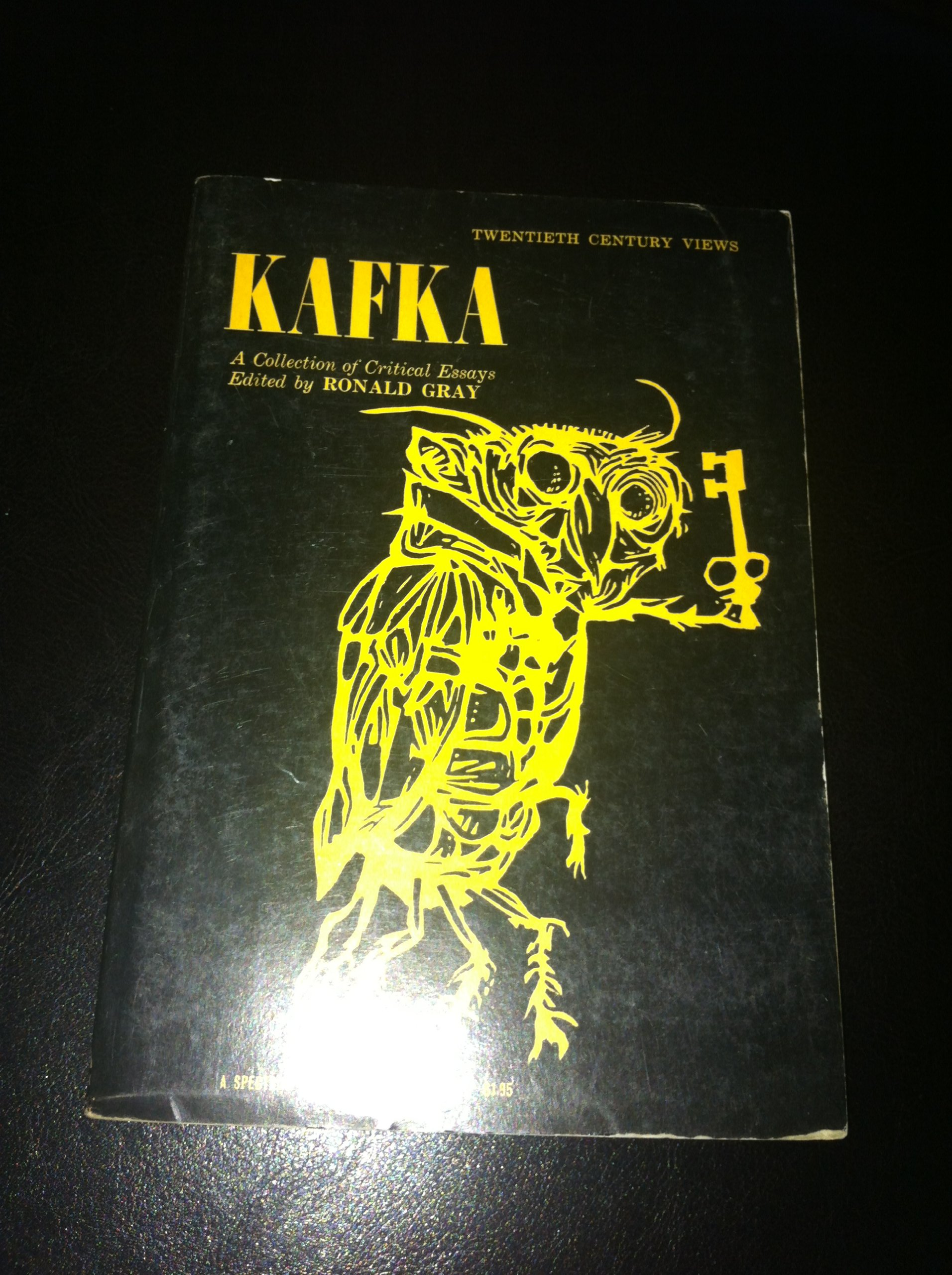 kafka a collection of critical essays co uk r gray books