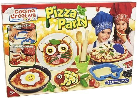 Clementoni Cocina Creativa   Pizza Party (65442)