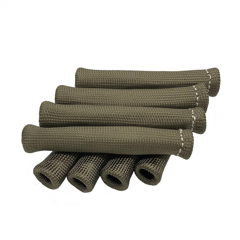 Ucreative Titanium Spark Plug Wire Protector Heat Protector Insulating Fire Sleeve 8-Pack Hangzhou Hesha Trade Co. Ltd