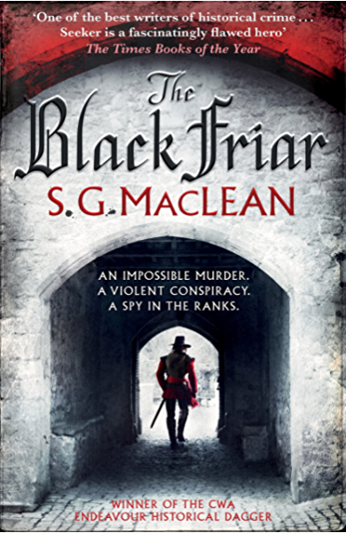 The Black Friar: The Seeker 2 (English Edition) eBook: MacLean ...