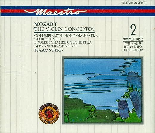 Violinkonzerte 1-5 (Ga)