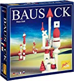 Noris Spiele Zoch 601120200 - Bausack, Familienspiel