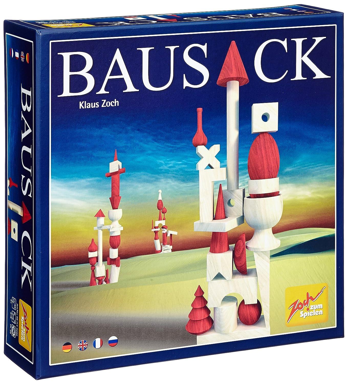 Zoch 601120200 - Bausack, Familienspiel