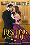 Rescuing the Earl (The Seven Curses of London Book 3)