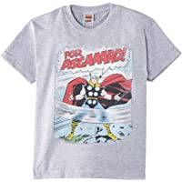 Marvel Boy's Classics Thor Asgaaard T-Shirt