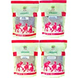 Arya Farm Milltes Combo - Foxtail 500g, Barnyard 500g, Little 500g, Kodo 500g (Siridhanya/Millets Combo Pack)