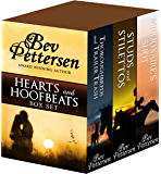 HEARTS AND HOOFBEATS: Second Chance Series: Contemporary Romance Mystery Complete 3-Book Box Set