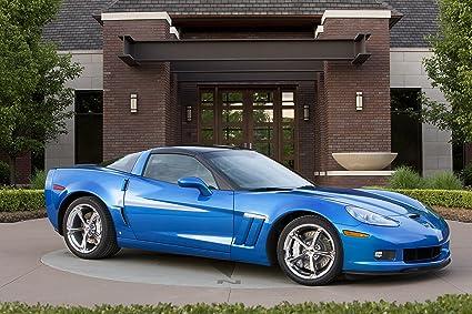 C6 Grand Sport >> Amazon Com Chevrolet Corvette C6 Grand Sport 2010 Car