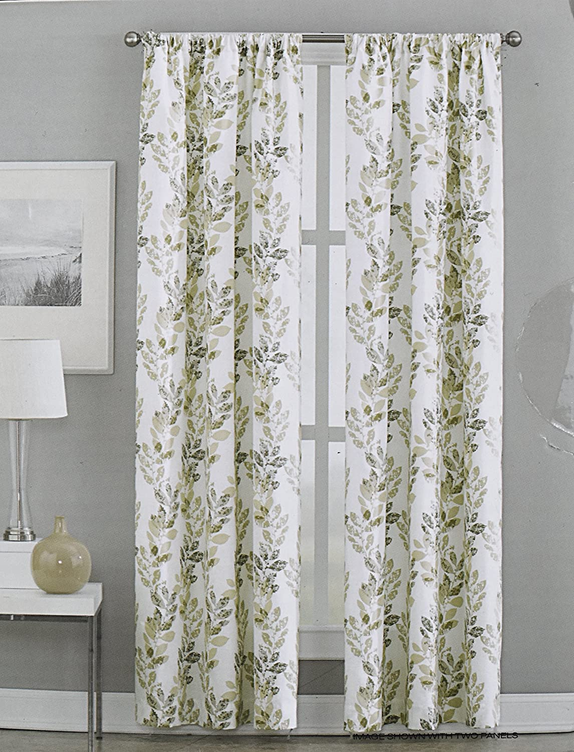 linen pinterest and faux embroidered sheer floral size net x polyester on creative danaleidholm overstock images inch curtains blinds exclusive eff vine best curtain grey