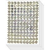 Mini Star School Reward Stickers Kid (10 Sheets)