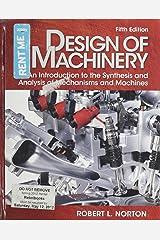 Design of Machinery Hardcover