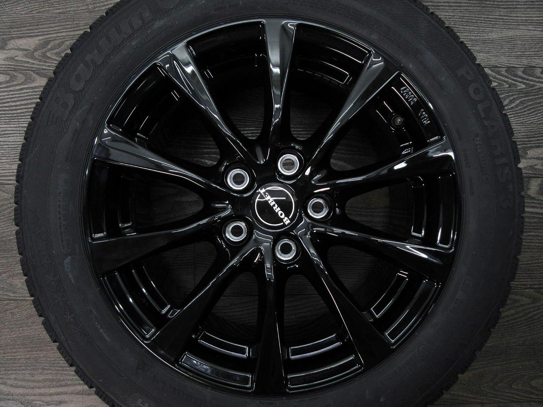 Renault Scenic Megane Z Laguna T 16 pulgadas Llantas Invierno ruedas Borbet BARUM nuevo: Amazon.es: Coche y moto