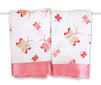 Aden Issie Pretty Pink 2pk by Aden+Anais