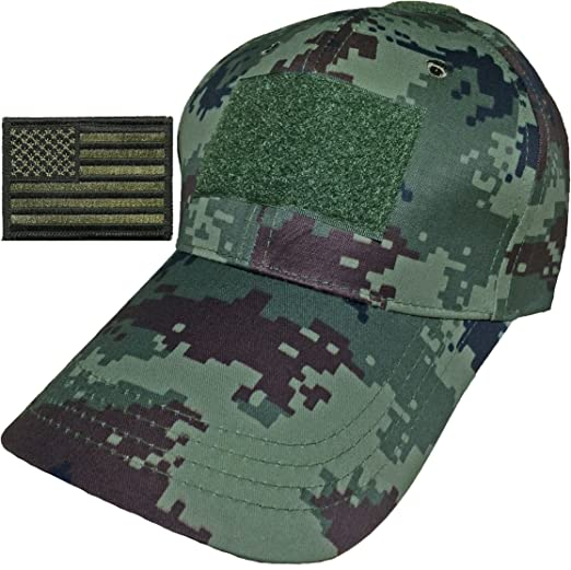 d60d72c88c18ff Image Unavailable. Image not available for. Color: Ranger Return Tactical  Military Digital Army Camo Camouflage Baseball Adjustable Hat Cap ...