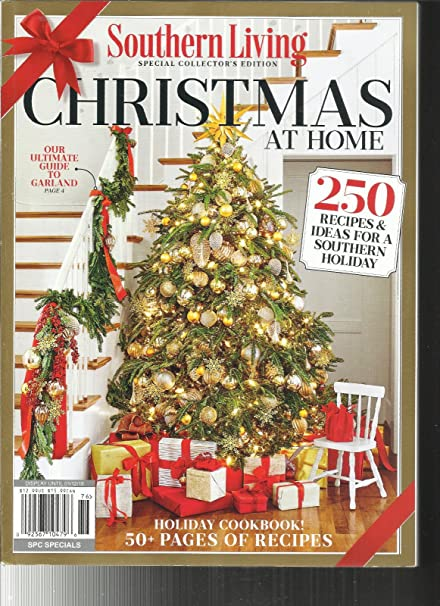 amazoncom southern living christmas at home special collectors edition special2018 everything else