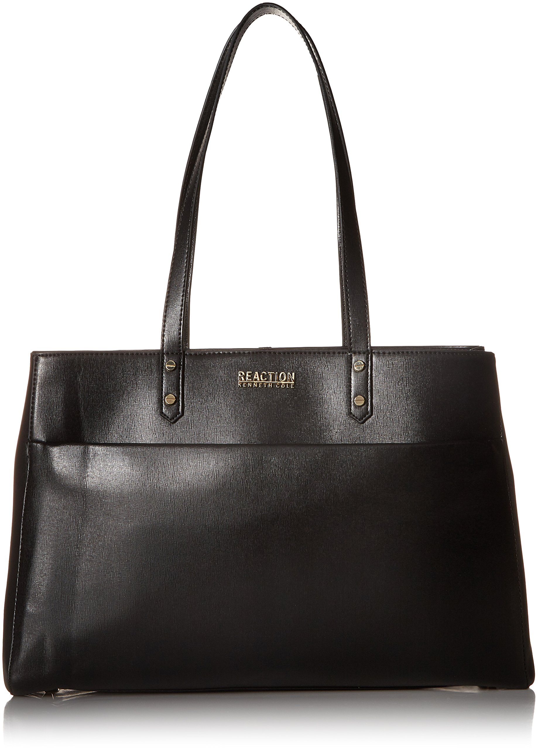 Kenneth Cole Reaction Downtown Darling Business Tote, Black