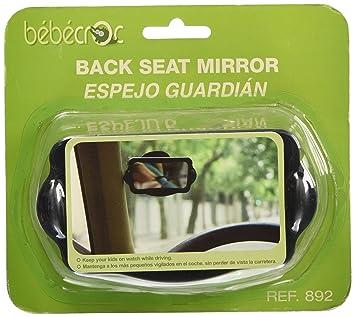 Amazon.com: bebecroc (Bebe Reloj) Asiento Trasero Espejo bec ...