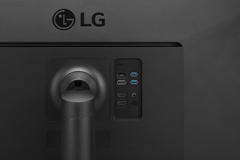 35 Negro LG 35WN73A-B Monitor Ultrapanor/ámico Curvo LG UltraWide WQHD de 88,9 cm con Panel VA 3440 x 1440 p/íxeles, 21:9, 300 CD//m/², sRGB 99/%, 1000:1, 5 ms GtG, 100Hz, FreeSync, DP, HDMI, USB-C
