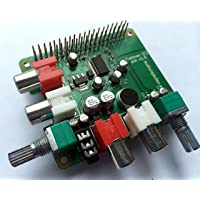 Audio Injector Sound Card for The Raspberry Pi with inbuilt Microphone