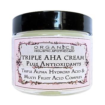Alpha hydroxy facial cream çok