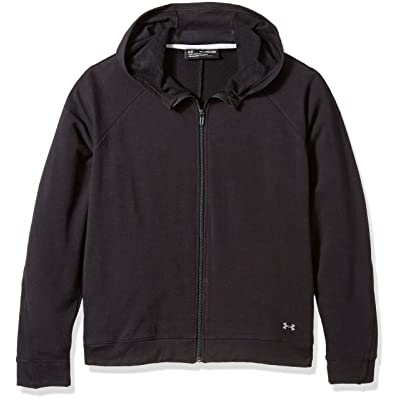 Under Armour Women's Threadborne Terry Hoodie Full Zip