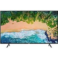 """Samsung UE58NU7170UXZT Smart TV 4 K UHD, 58""""/146 cm, WiFi, DVB-T2CS2, Serie 7 NU7170, 3840 x 2160 pixels, Nero [Classe di Efficienza Energetica A]"""