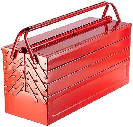 laser 3487 tool box 7 tray 21 530mm amazon co uk diy tools