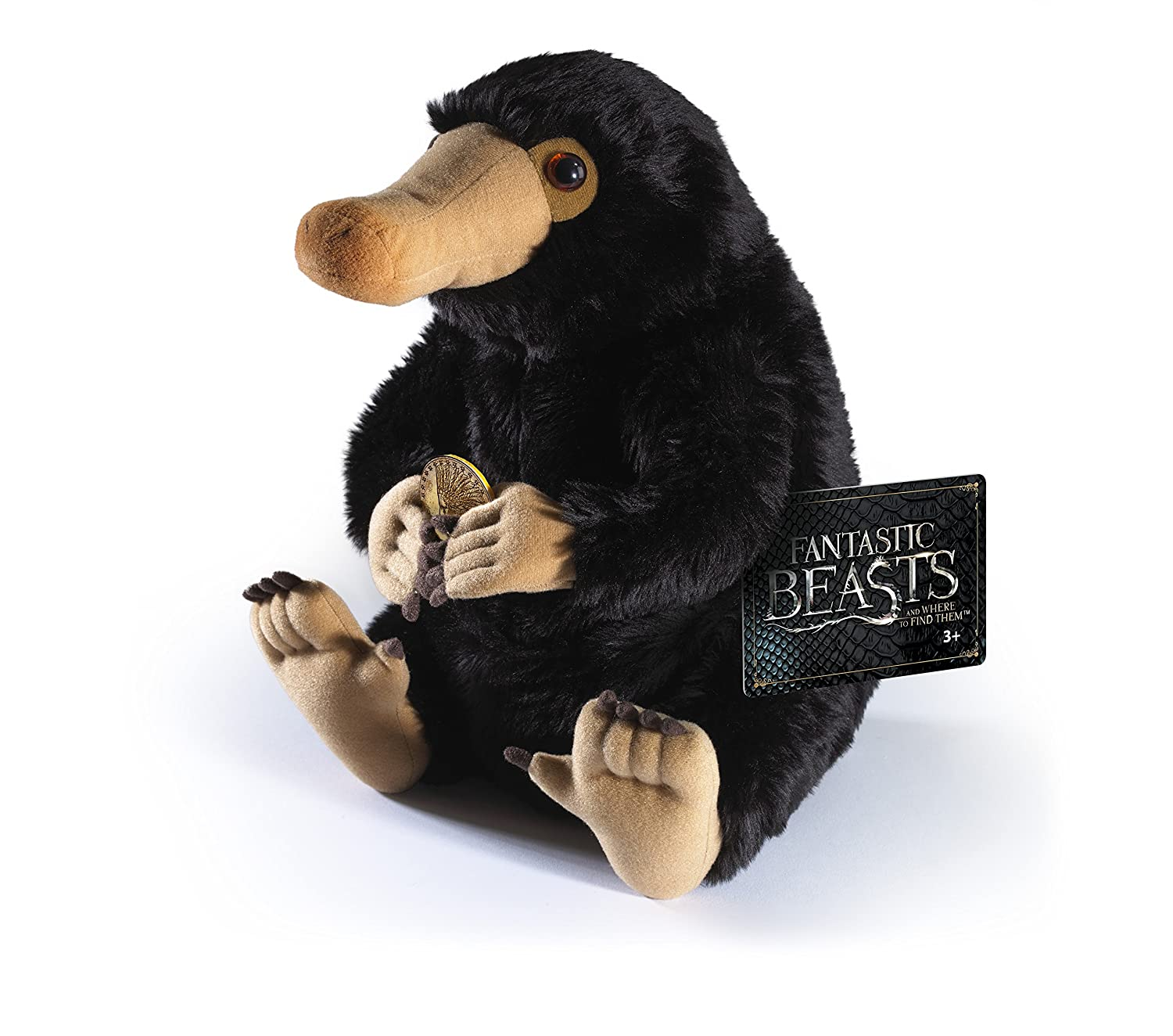 Fantastic Beasts Collectors Plush Figure Niffler 33 cm Noble Collection Peluches