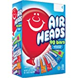 Air heads Chewy Fruit Candy, Variety Pack, 90 Count, 1.40 Kg