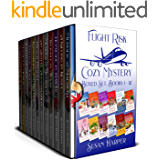 Flight Risk Cozy Mystery Boxed Set: Books 1 - 12