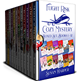 Flight Risk Cozy Mystery Boxed Set: Books 1 - 12 (English Edition)